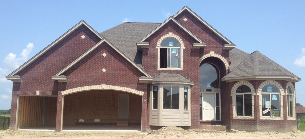 15407 amberfield dr macomb mi 48042 salmar building for Home building companies in michigan